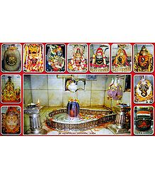 Different Sringars of Mahakaleshwar Jyotirlinga