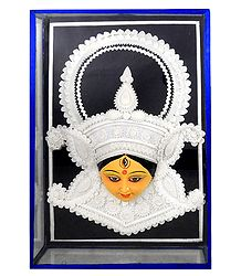 Face of Durga - Wall Hanging
