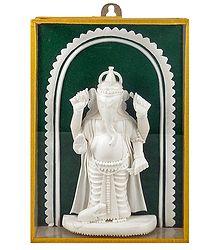 Sholapith Ganesha