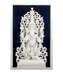 Shola Pith Ganapati Sculpture