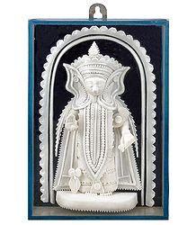 Sholapith Sculpture