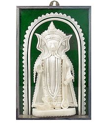 Shop Online Sholapith Saraswati Statue