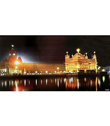 Harmandir Sahib Temple of Amritsar