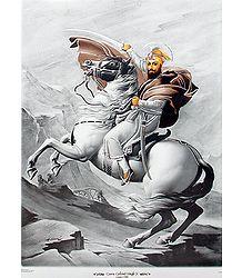 Guru Gobind Singh - Poter