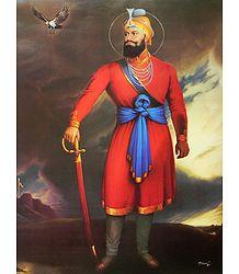 Guru Gobind Singh - Poster