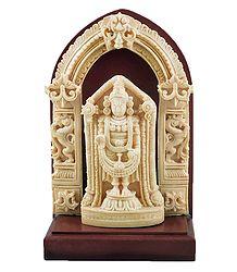 Lord Balaji - Stone Dust Statue