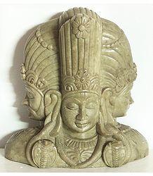 The Trinity - Brahma, Vishnu and Shiva