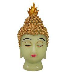 Radium Finish Buddha Head