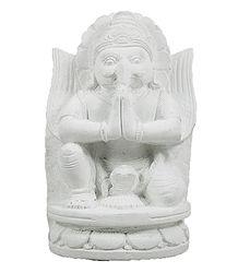 Garuda - Stone Dust Statue