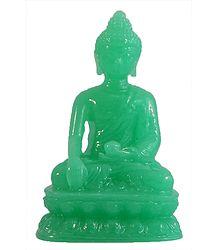 Stone Dust Buddha Statue