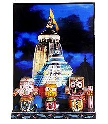 Puri Dham Temple
