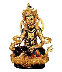 Jambhala - Buddhist God of Wealth