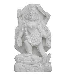 Goddess Kali - Stone Dust Statue