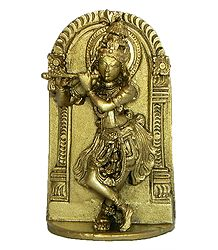 Buy Murlidhar Krishna - Stone Dust Statue