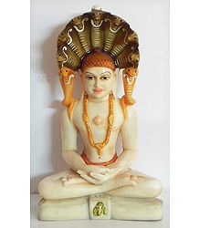 Parshwanath - the Twenty Third Jain Teerthankar