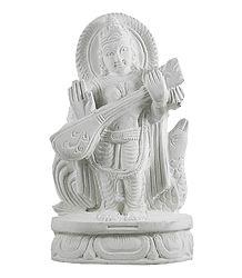 Stone Dust Ganapati Statue
