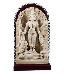 Mahalasa Devi - Form of Kali