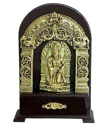 Buy Stone Dust Hanuman Statue