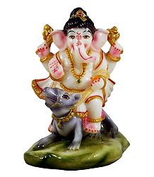 Shop Online Ganesha Riding on Mouse