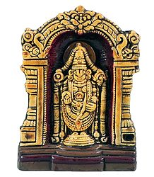 Terracotta Statue of Balaji