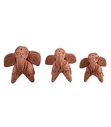 Buy Online Terracotta Elephants