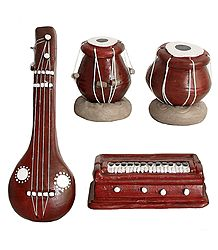 Musical Instruments of India