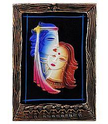 Buy Terracotta Radha Krishna