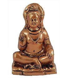 Terracotta Shiva Statue