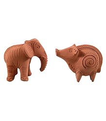 Terracotta Animals
