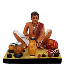 Tabla Maker - Clay Craft