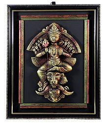 Terracotta Durga