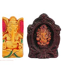Buy Pair of Ganesha