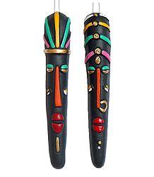 Decorative Terracotta Masks - Buy Online