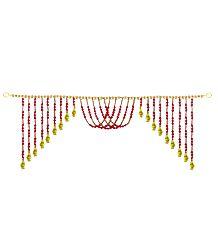 Bead Door Toran - Decorative Door Hangin