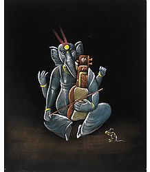 Ganesha the Musician