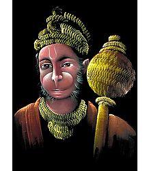 Hanuman - Great Devotee of Lord  Rama