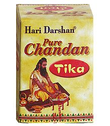 Sandalwood Paste for Tika