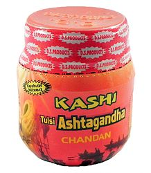 Kesar Mix Tulsi Ashtagandha Chandan