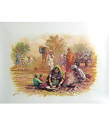 Rajasthani Banjaras