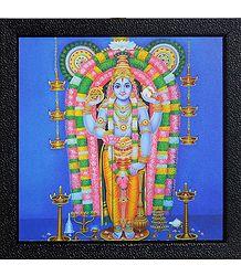 Lord Guruvayaur on Laminated Board