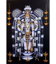 Lord Guruvayur -  Poster