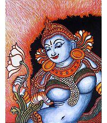 Mohini - A Female Form of Vishnu - Poster
