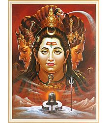 Kaala Bhairava - The Dark, Terrible Aspect of Shiva