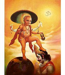 Vaman Avatar - Incarnation of Vishnu - Poster