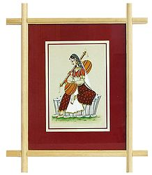 Ragini Gujari - Wall Hanging Picture