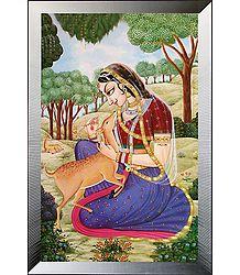 Ragini - Poster