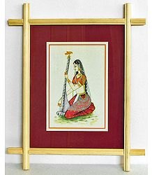 Ragini Deepika - Wall Hanging Picture