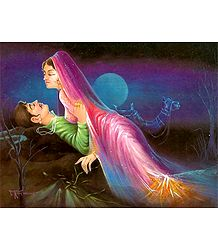 Reshma and Shera - The Unforgettable Lovers
