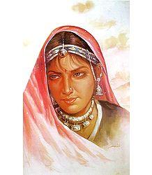 Tribal Girl