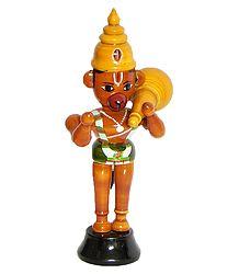 Hanuman - Chennapatna Doll
